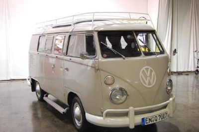 1967 Volkswagen Westfalia SO42 Split Screen Camper Van