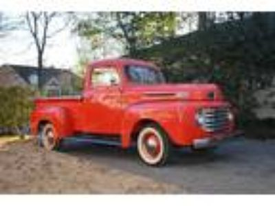 1950 Ford F-1 Pick Up Truck