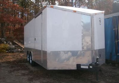 2013 Diamond 5200-Cargo-Trailer