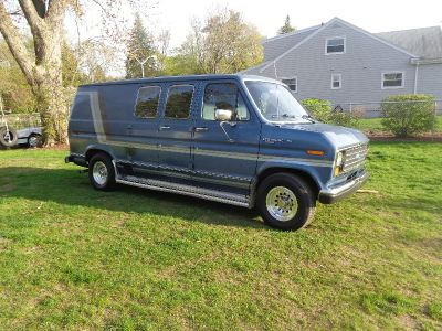 1989 ford conversion van- sharp!-80k-wont last
