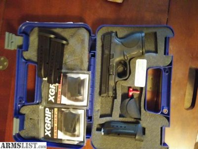 For Sale: S&W M&P 9C W/ Extras