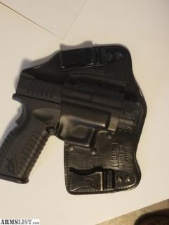 For Sale: XDM .40 COMACT 3.8 LIKE NEW