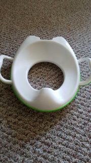 Potty training seat for toilet