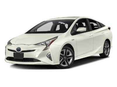 2016 Toyota Prius (Not Given)