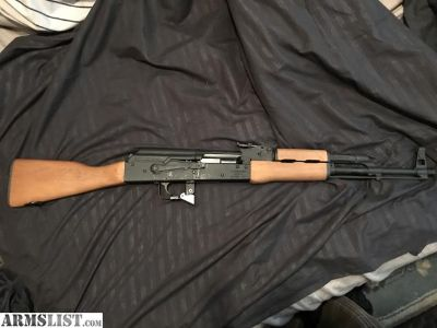 For Sale: Wasr AK 100 rounds through it