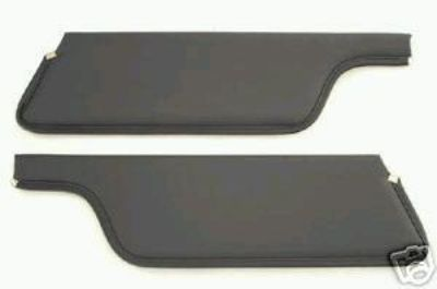 Purchase 65-66 MUSTANG FASTBACK COUPE BLACK SUNVISORS NEW USA MADE TMI motorcycle in Riverside, California, US, for US $36.05