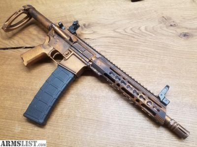 For Trade: ar15 pistol for trade