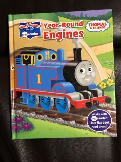 Year-Round Engines Thomas & Friends Hardcover Book
