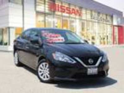 Used 2017 Nissan Sentra Super Black, 41.1K miles