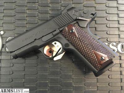 For Sale: ATI FX45 1911 .45ACP pistol #7073