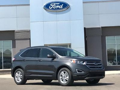 2017 Ford Edge SEL AWD (Magnetic Metallic)