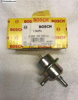 NOS Bosch fuel pressure regulator