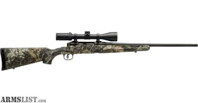 For Sale: Savage Axis II .308 win
