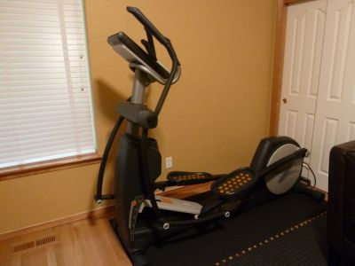 USED (Very Clean) Nordictrack Audiostrider elliptical 990 PRO
