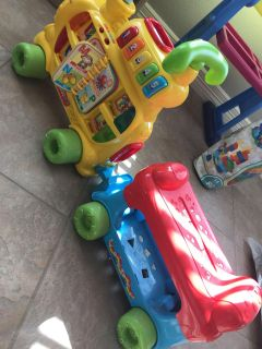 Two 2 ride ons for TODDLER