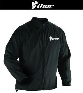 Purchase Thor Youth Black Pack-Lite Dirt Bike Jacket Motocross MX ATV 2014 motorcycle in Ashton, Illinois, US, for US $49.95