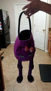 Cute Kitty Cat Trick or Treat Bag