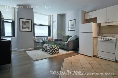 1 bedroom in Loop