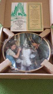 The Tin Man Speaks, The Hamilton Plate Collection