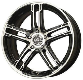 Buy Enkei FD-05, 15 x 7, 5X114.3, 38mm Offset, Black Machined (1) Wheel/Rim motorcycle in Roanoke, Texas, US, for US $130.15
