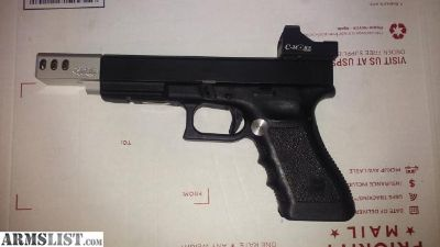 For Sale: Glock 17 race gun