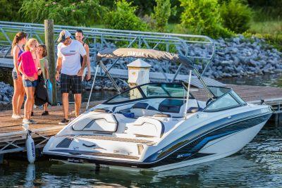 2017 Yamaha SX195 Jet Boats Hampton Bays, NY
