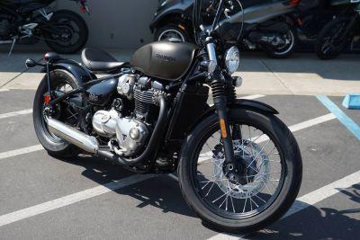 2018 Triumph Bonneville Bobber Cruiser Motorcycles Elk Grove, CA