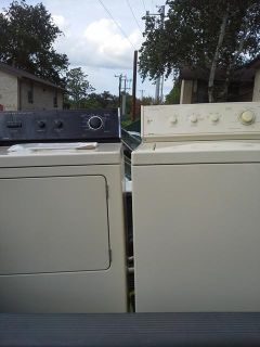 $200, washer and dryer set