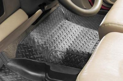 Sell Husky Liners 82251 Chevy Silverado Black Custom Floor Mats Center Hump Area ONLY motorcycle in Winfield, Kansas, US, for US $59.95