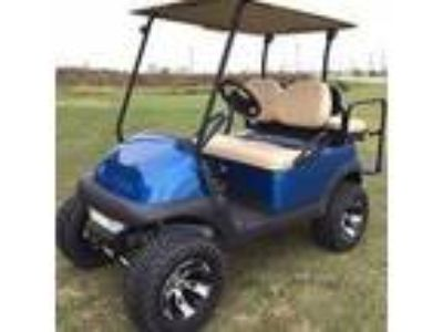 2012 precedent club car gas golf cart, lifted / choice of color 5750.00