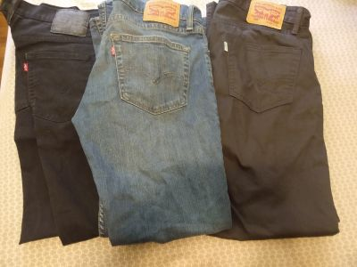 Men's Levi's Jeans All for $30