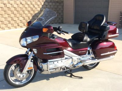 2006 Honda GOLD WING AUDIO COMFORT NAVI