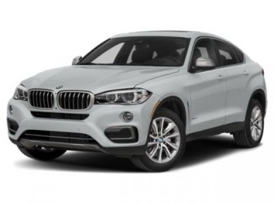 2019 BMW X6 xDrive35i (ALPINE WHITE)