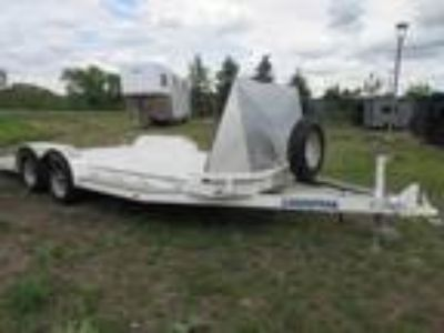2018 Load Trail 7x18 Steel Car Hauler/Flatbed