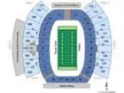 Tickets for Texas Tech Red Raiders vs. Louisiana Tech Bulldogs a