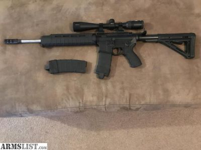 For Sale: AR-15 225/556