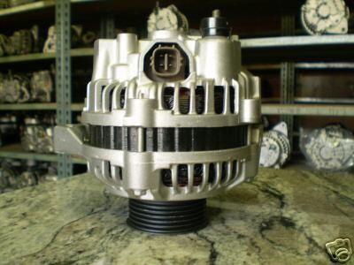 Buy Honda Civic Alternator 2001 - 2005 1.7 L High 160 AMP Generator motorcycle in Van Nuys, California, US, for US $149.99