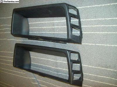 used Dash Trim 87-92 VW Fox p/n 307 919 861.1