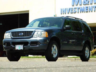 2004 Ford Explorer XLT (Blue)