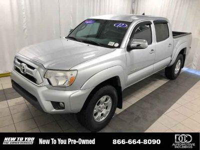 Used 2012 Toyota Tacoma 4WD Double Cab V6 AT