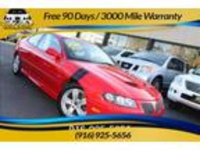 2005 Pontiac GTO Only 37k Miles, Sporty! for sale