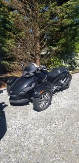 2016 Can-Am SPYDER RS SM5