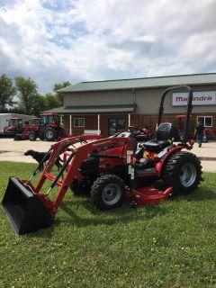 2017 Mahindra MX26HILM Tractors Lawn & Garden Elkhorn, WI