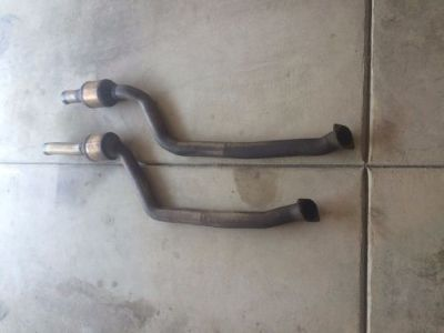 Find 06-10 BMW OEM Catalytic Converter 335i, xi, 3.0L CAT Exhaust Secondary Cats PAIR motorcycle in Naperville, Illinois, United States, for US $300.00