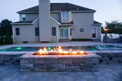 Gunite pool builder New Jersey