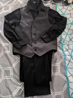 Three piece suit size 12