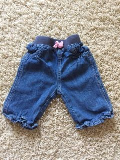 Circo baby girl jeans, 3 months