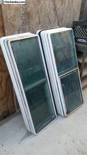 Sliding Window for Side Door 80-83 Vanagon