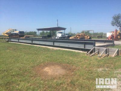 Rice Lake Zeus 7011S Truck Scale