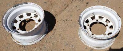 """Volkswagen Beetle Bug 15"""" WIDE 5-lug Wheels"""